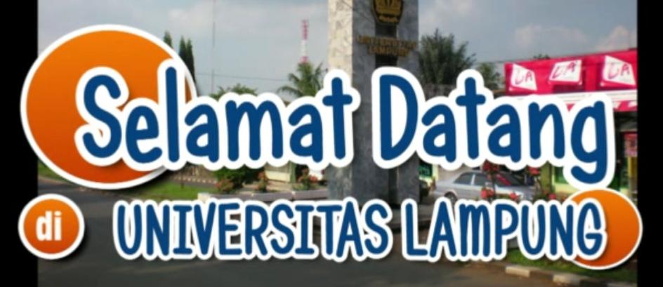 Video profil Unila buatan mahasiswa pend. ekonomi